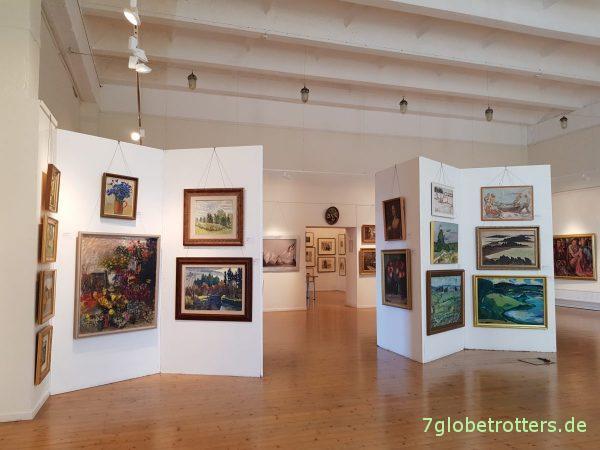 Estland, Viinistu Kunstmuseum, Jaan Manitski, Jakob Hurt