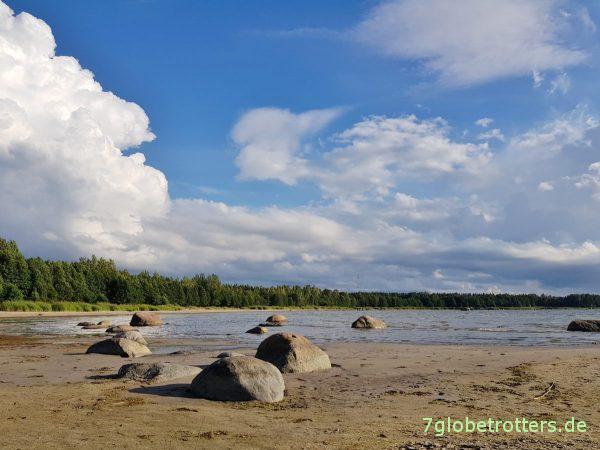 Estland Lahemaa Nationalpark, Finnischer Meerbusen