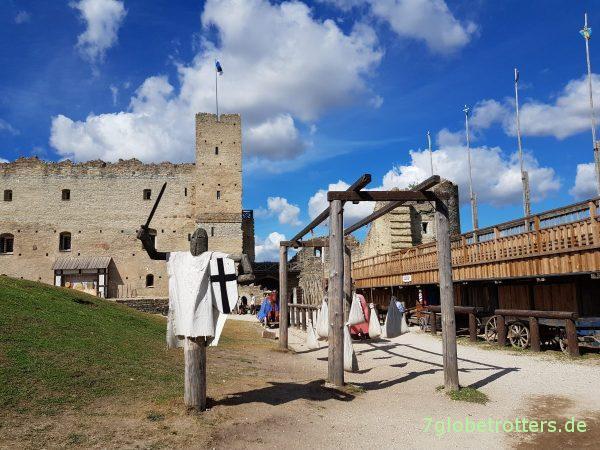 Estland, Ordensburg Rakvere, Burg Wesenberg