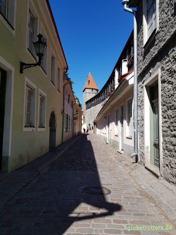 Estland, Stadtrundgang Tallinn, Sehenswürdigkeiten, Reisetipps