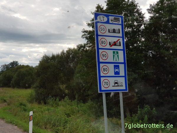 Litauen, Geographischer Mittelpunkt Europas in Purnuškės