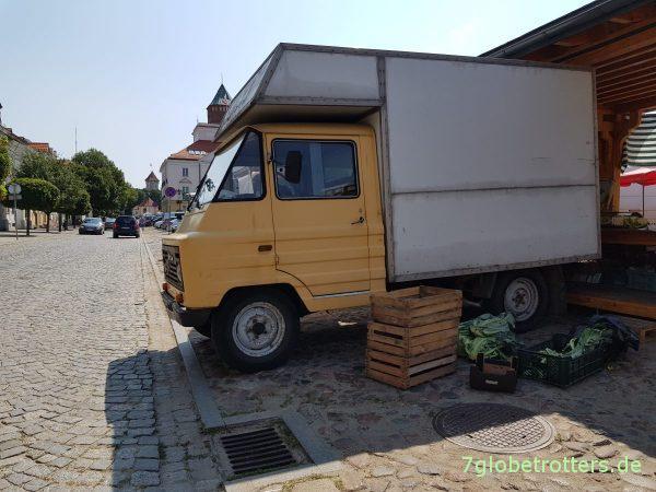 Polen: Kleintransporter Żuk