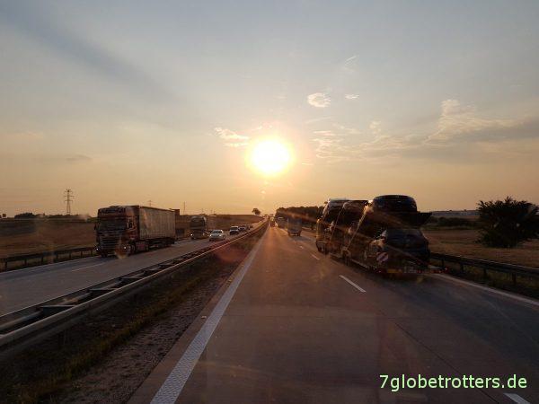 Transit durch Polen: Schafft man das an einem Tag?