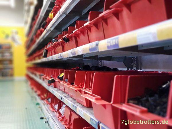 Legoland Deutschland Günzburg mit dem Wohnmobil