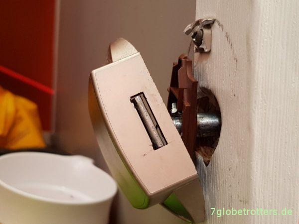 Push-Locks aus Metall für pistenfesten Womo-Ausbau