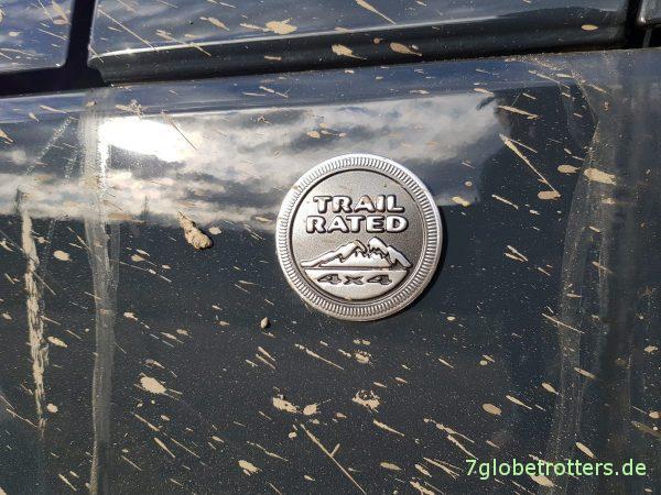 Jeep Nikolaus Trail 2018 - Wrangler ohne Allrad im Schlamm