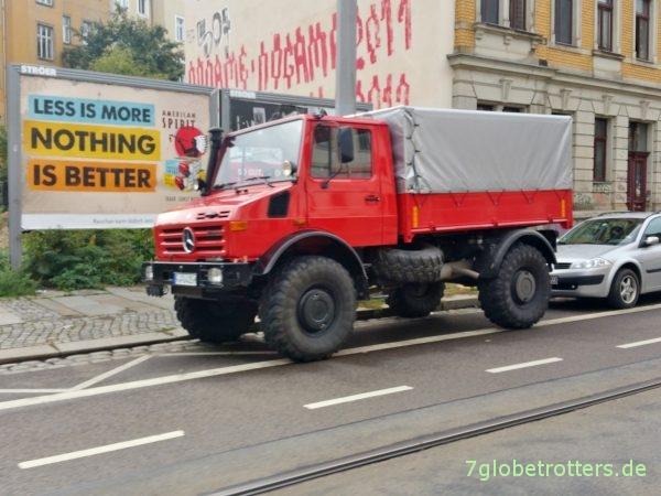 Unimog U1300L Feuerwehr-Pritsche kaufen