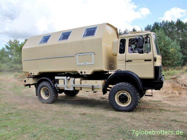Lkw Iveco-Magirus 110-17 AW 4x4: VEBEG-Preise, Ersatzteilversorung, Verbrauch