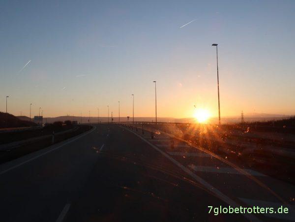 Spanien: Die elektronische Maut im Baskenland für LKW's gilt nicht für Wohnmobile
