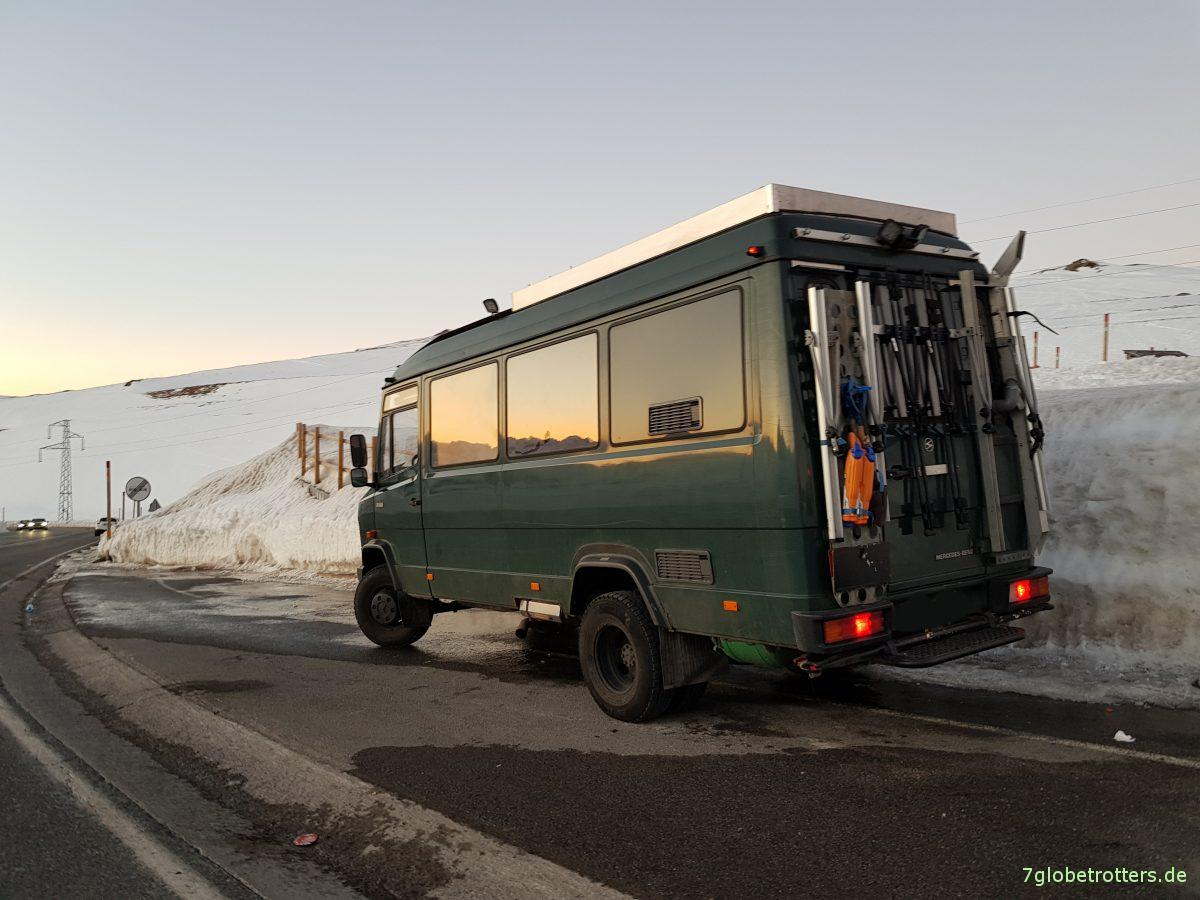 ᐅ Frankreich: Maut und Tempolimits für schwere Wohnmobile
