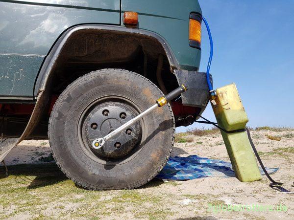 Wohnmobil-Inspektion selber durchführen, Durchsicht Fahrwerk, Motorraum, Räder, elektrische Anlage