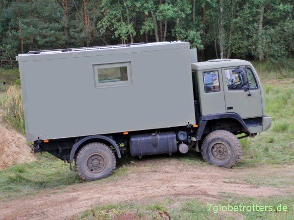 Das ist zwar ein Steyr 12M18, aber nicht der aus der Off-Road