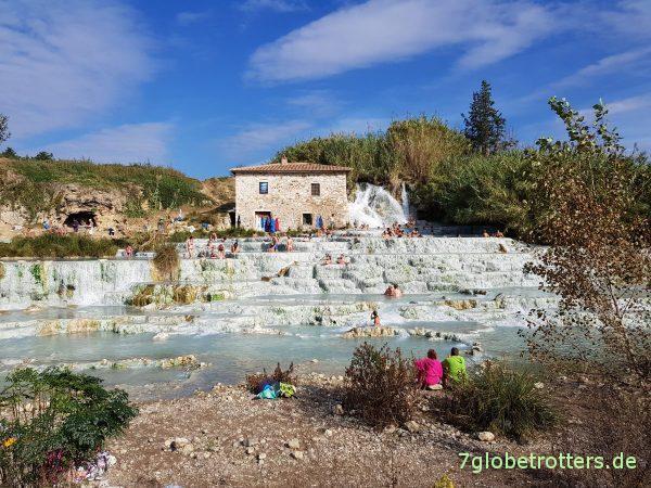 Wild Swimming Italien: Reiseführer fürs ganz besondere Badevergnügen
