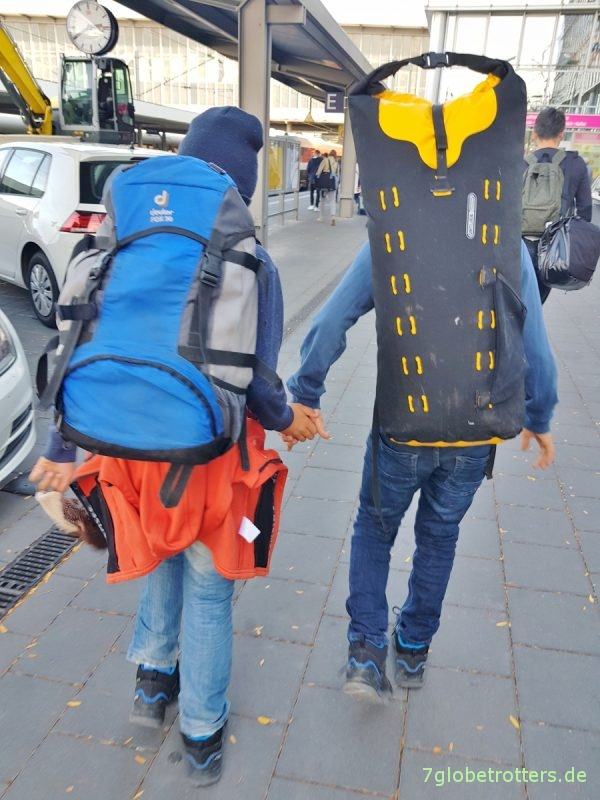 Bahnstreik in Italien: Dolomiten-Heimfahrt von Bozen nach München und weiter im Ersatz-ICE
