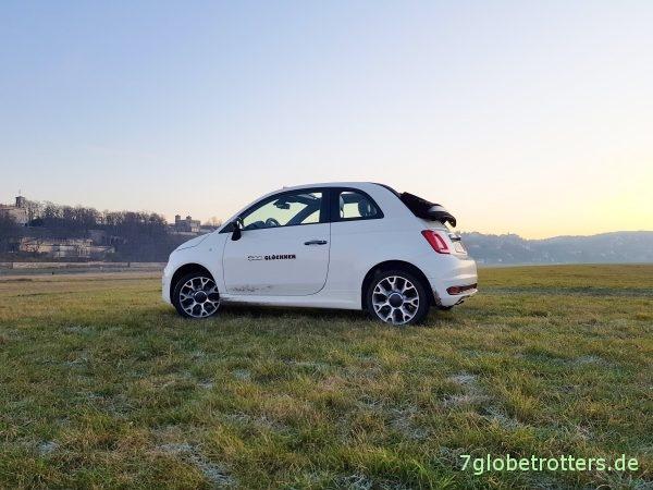 Fiat 500 C 1000 km Test