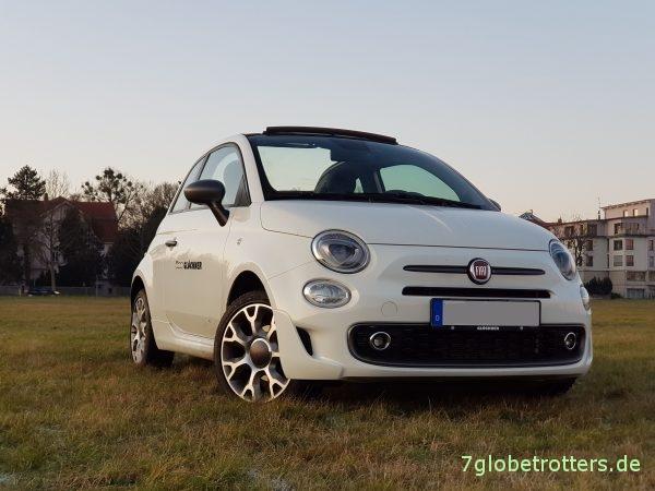 Testbericht Fiat 500: Fahrverhalten und Realverbrauch