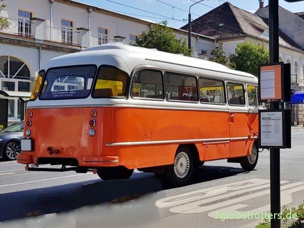 IFA Robur LO 2500 B21 Bus
