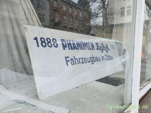 Phänomen- und Robur-Fahrzeugbau in Zittau 1888 bis 1991