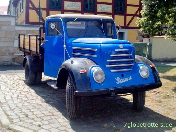 Robur Garant 30 Pritschenwagen aus Zittau
