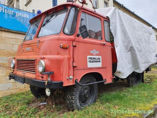 Robur LO 2002 AKF LF8-TS8 einer Freiwilligen Feuerwehr