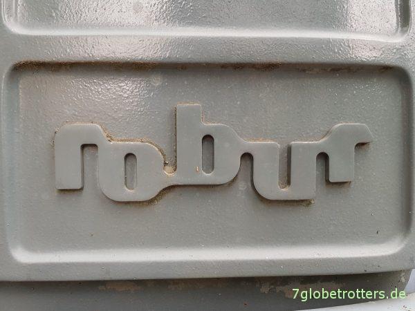 Robur Markenzeichen 1990-1991