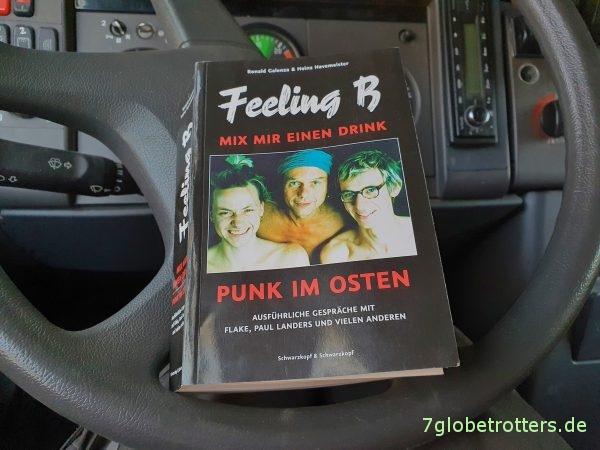 Buch Feeling B mit vielen Erfahrungen zum Robur Bus als Tour- und Wohnmobil