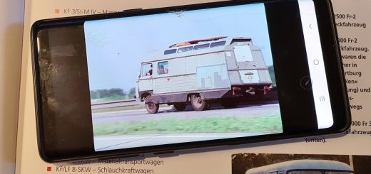 Robur Bus LO 2501 Mz als Wohnmobil und Tourbus von Feeling B