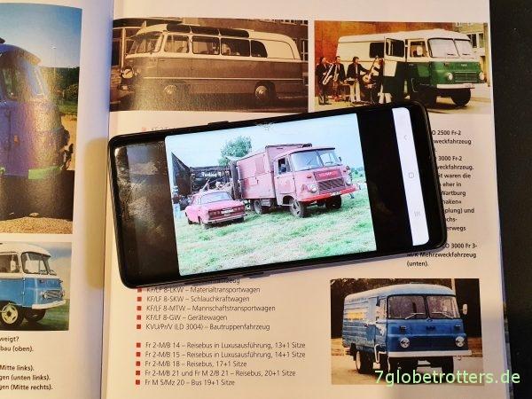 Robur LO Koffer und Skoda S100 von Feeling B, Hohen Viecheln, 1987