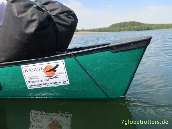 Alternative zum Kauf eines Familien-Kanus: Kanadier als Festboot mieten in Mecklenburg