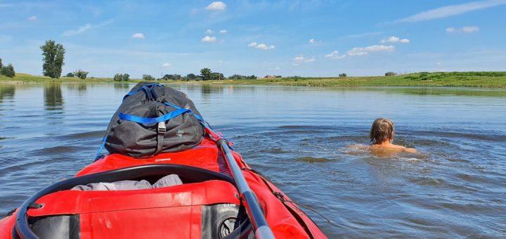 Was sind die idealen Etappen für das Paddeln auf der Elbe?