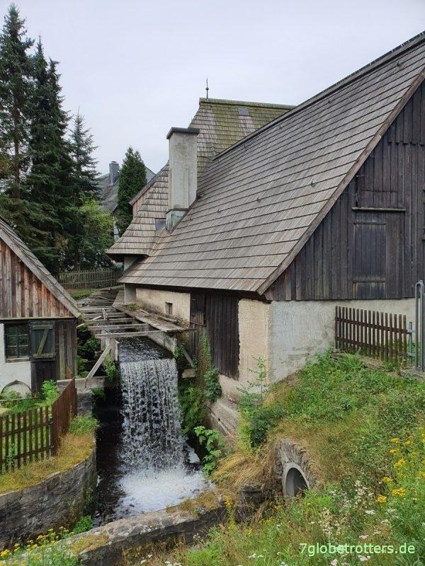 Frohnauer Hammer im Erzgebirge, Weltkulturerbe 2019