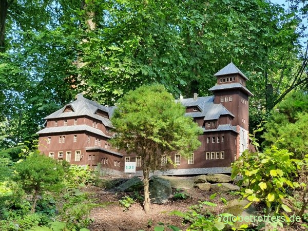 Klein-Erzgebirge Oederan: 190 Miniaturen aus dem echten Erzgebirge