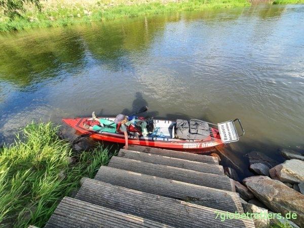 Test Gumotex Seawave über 532 km mit Kindern im Wanderkajak