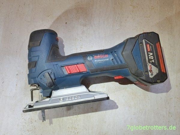 Werkzeug für den Wohnmobilausbau