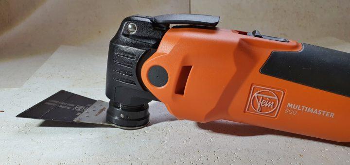 Fein MultiMaster 500 im Test: Vergleich zum Multitool und zur Akkuflex