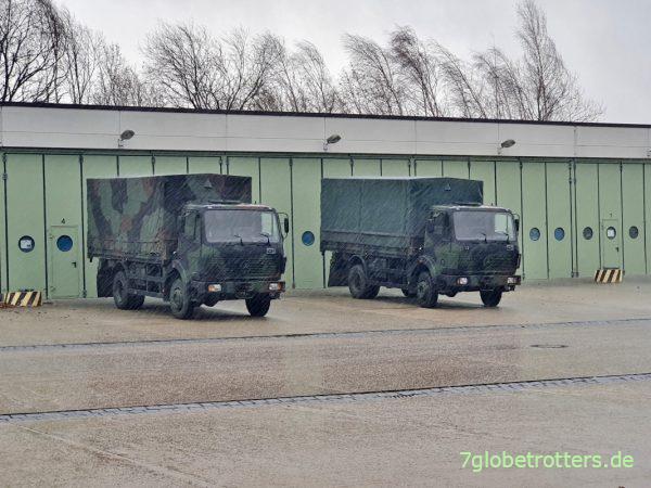 Mercedes 1017 Allrad der Bundeswehr