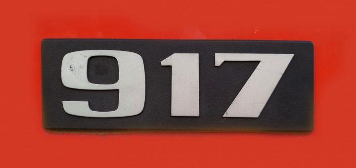 Mercedes 917 AF Allrad Feuerwehr kaufen