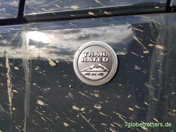 Jeep Wrangler JKU: Auch ohne Differentialsperren Trail Rated