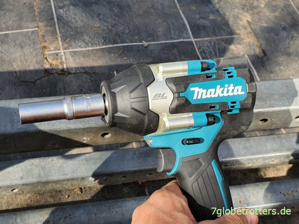 Mein bester Makita Akku-Schlagschrauber ist ein DTW701