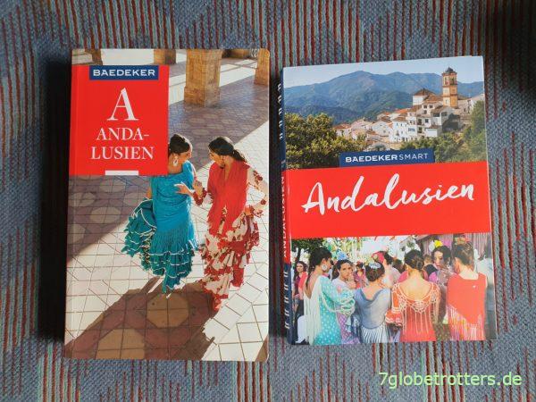 Andalusien-Reiseführer Baedeker und Smart Baedeker