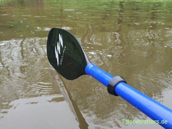 Hochwertige, seewasserfeste Kajak-Paddel aus Alu (Moll Arkansas)