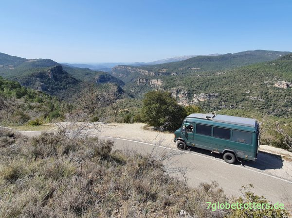 Katalonien ist voll von Wanderwegen, die im Reiseführer zu kurz kommen