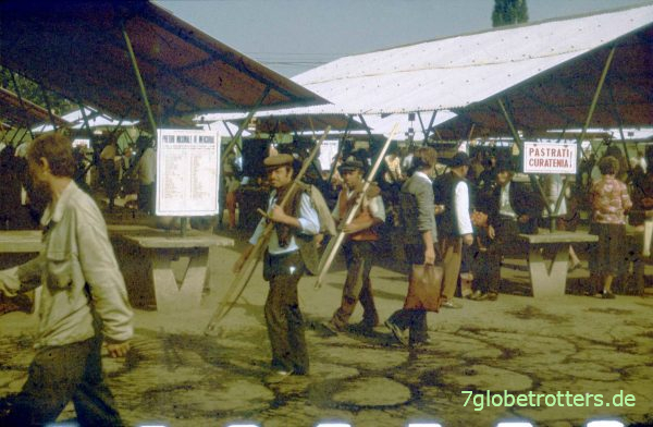 Zibilmarkt Sibiu 1988