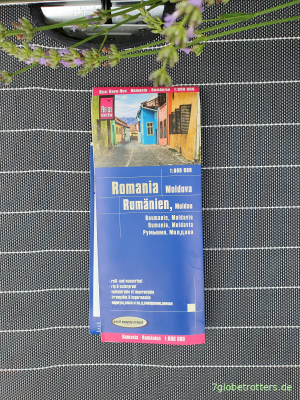 Einer der besten Rumänien-Reiseführer