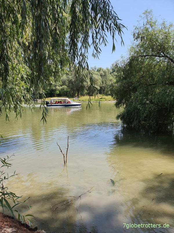 Rumänien: Wohnmobil-Stellplatz im Donaudelta