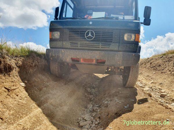 Rumänien: Offroad durch die Maramuresch