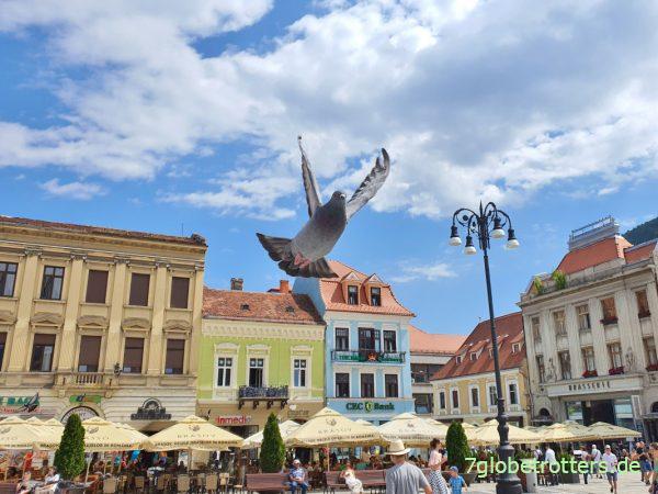 Rumänien: Stolzes Brașov, alte Kronstadt