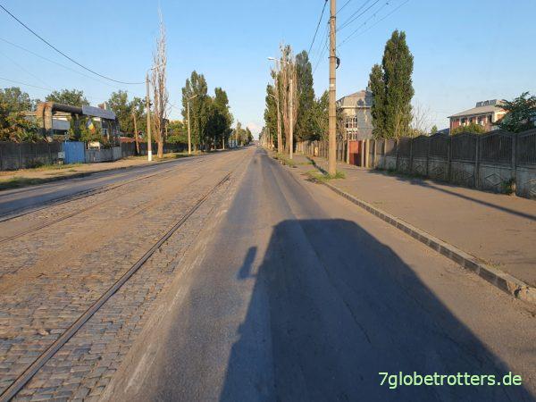 Straßen in Galaţi