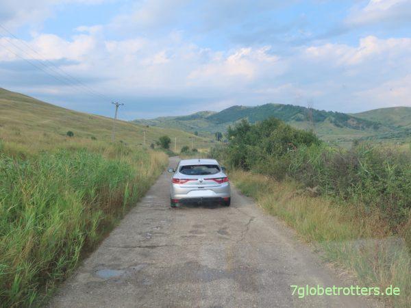 Rumänien: Schlammvulkane von Buzău