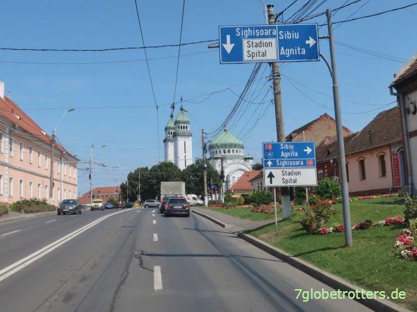 Rumänien, Siebenbürgen